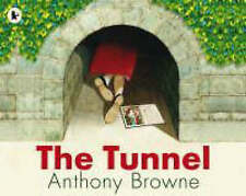 The Tunnel by Anthony Browne (Paperback, 2008)