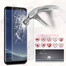 Samsung S7 Edge / S8 / S9 / S9 Plus + / Note 8 9 Tempered Glass Screen Protector