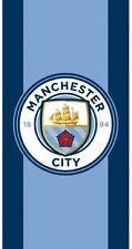 Manchester City Football Club Beach/Bath Towel 100% Cotton Towel Size 70 x 140CM