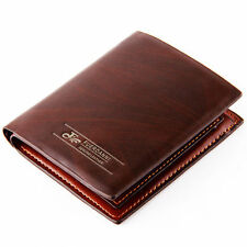 Men's Bifold Wallets with Credit Card