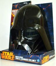 Star Wars Darth Vader Voice Changer Helmet New 2013