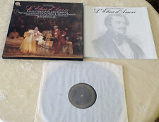 "PLACIDO DOMINGO (2LP BOX-SET) ""DONIZETTI - L´ELISIR D´AMORE"" [+BOOKLET / CBS] M-"
