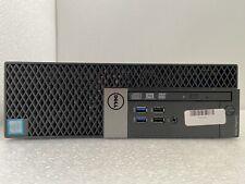 DELL OPTIPLEX 7040 SFF Core i5 3.2 GHZ 6TH GEN 8GB RAM 500GB HDD WIN10