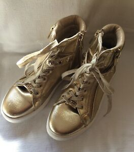 Michael Kors Shoes Gold Colour Size EUR 35/US 4/UK 3.5