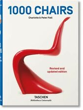 1000 Chairs: Revised and Updated Edition by Fiell, Charlotte &. Peter -Hcover