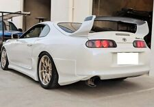 TRD Style Carbon Fiber Rear Trunk Wing Spoiler JZA80 MK4 For 93-98 Toyota Supra
