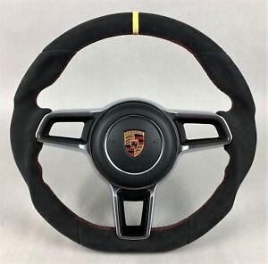 Porsche RS GT Restomod Alcantara Airbag Lenkrad steering wheel 991 981 987 997