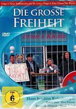 DVD NEU/OVP - Die grosse Freiheit - Folge 5 & Folge 6 - Hans Joachim Kulenkampff