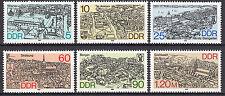 DDR 1988 Mi. Nr. 3161-3166 Postfrisch ** MNH