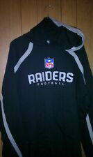 NFL Raiders Hooded Sweatshirt by Reebok XL