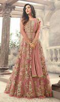 Pakistani Heavy Suit Salwar Kameez Indian Designer Dress Anarkali Pakistani Gown