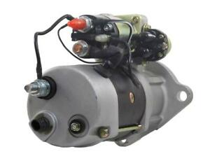 NEW 12V 11T STARTER MOTOR FITS VOLVO TRUCK ACL42 ACL64 VHD VNL VNM VT MIB70579FL