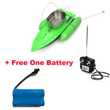 T10 Bait Boat Lure Fishing Anti Grass Wind Remote Control +Extra 6400mAh X1