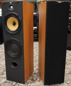 Bowers And Wilkins B&W DM603 S2 Floorstanding Speakers