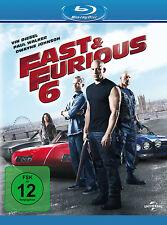 Blu-ray * FAST & FURIOUS 6 # NEU OVP +