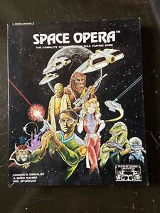 Space Opera: Volumes 1 & 2 by Fantasy Games Unlimited 7101 (a5-223)