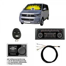 Standheizung Zuheizer Webasto MultiControl SW + T91 für VW T5.2 7E Climatronic
