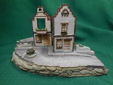 Goebel Olszewski Miniature Display Bavarian Village Kinderway