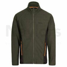 Mens Regatta Tafton Dark Khaki/Black Fleece RRP £24.99