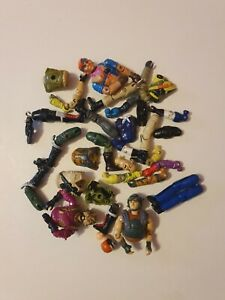 GI Joe Cobra Action Force Cobra Figure Vehicle accessories part lot