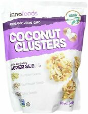 International Delight Innofoods Coconut Clusters With Organic Super Seeds, 1c...