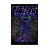 OFFICIAL LICENSED - CREEPER - ETERNITY IN YOUR ARMS WOVEN SEW-ON PATCH HORROR
