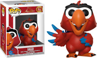 IAGO Aladdin Funko Pop Vinyl New in Box