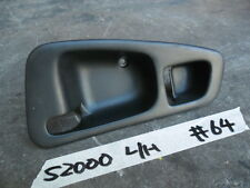 Honda S2000 AP1 JDM. Factory Interior Door Handle Plastic Trim. LHS. #64