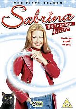 Sabrina the Teenage Witch Complete Season 5 DVD Series Brand New UK Original R2