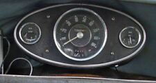 MINI MK 1 Cooper S Speedo Habitacle Chrome Vis Dash 120 Austin Morris