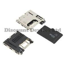 8p MICRO SD CARD/Smartcard SCHERMATO SMD Connettore/presa 2908-05-WB-MG