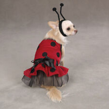 Casual Canine LADY BUG   Dog Halloween Costume XS - L