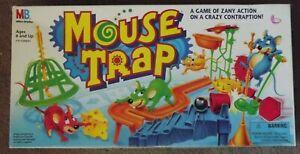 Mouse Trap Board Game (1994 Version by Milton Bradley) Parts Only - You Choose