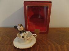 Lenox Walt Disney Showcase A Ride with Mickey Ornament