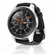 Samsung Galaxy Reloj pequeño-R 805 uzsaxar (Plata) 46mm 4GB 1.15GHz 4G LTE Unlocked GPS