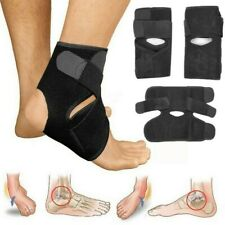 Ankle Support Achilles Tendon Strap Pads Brace Guard Gym Sport Foot Protection