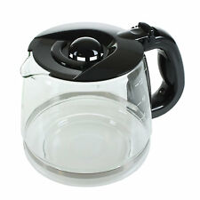 Genuine Morphy Richards MATTINO Accents Glass Coffee Maker Jug With Lid 10027