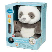 Cloud B Peaceful Panda with 8 Soothing Sounds NEW