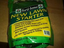 LOT OF 2  Ferti-lome  New Lawn Starter  Fertilizer 9-13-7  4 lbs  Bag