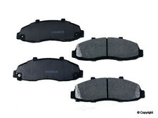 Disc Brake Pad Set-Meyle Semi Metallic Front WD Express 520 06790 503