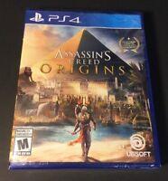 Assassin's Creed [ Origins ] (PS4) NEW