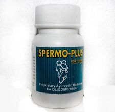 Spermo Plus Capsules For Oligospermia Increase Sperm Count Power Sex Booster