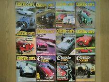 Thoroughbred & Classic Cars Magazine 1983