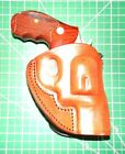 """Tagua PD3R-902 RH Leather Rotating Paddle Holster S&W 2.5"""" K L Frame 15 66 586"""