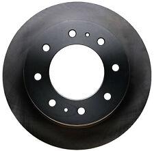 Disc Brake Rotor-Non-Coated Rear ACDelco Advantage 18A2805A