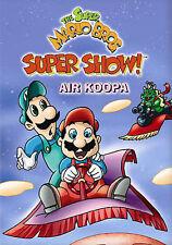 THE SUPER MARIO BROS SUPER SHOW AIR KOOPA NEW FREE USA SHIP 5 EPISODES MARIO