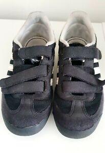 Adidas Dragon Boys Trainers Black Size  13