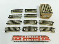 BC51-1# 20x Märklin H0/00/AC Ausgleichsstück M-Gleis f. 3600/800 + 1x OVP