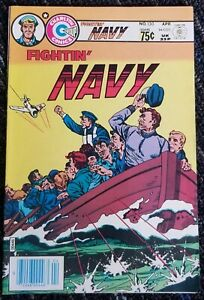 FIGHTIN' NAVY COMICS 1984