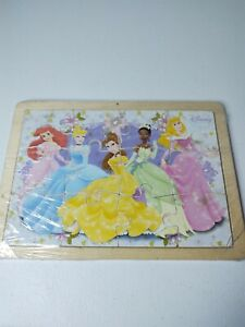 Disney Princesses wooden Puzzle